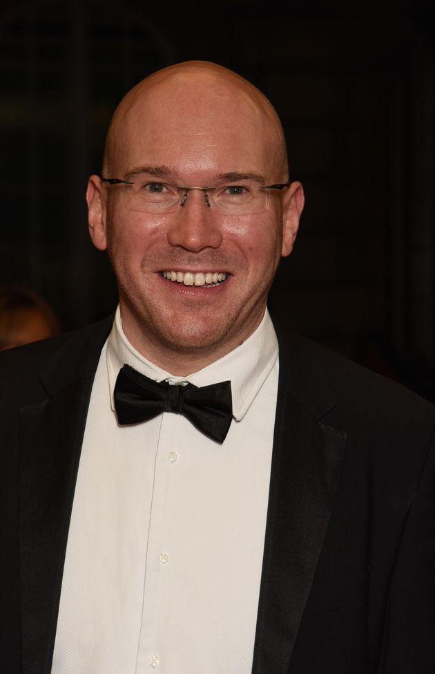 Alex Macqueen, who plays David, Sally's