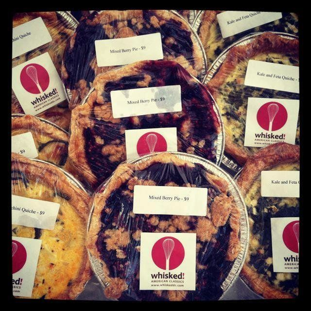 """Sweet or savory, <a href=""""http://www.whiskeddc.com"""" target=""""_blank"""">Whisked</a> has a pie for you. We especially love their p"""