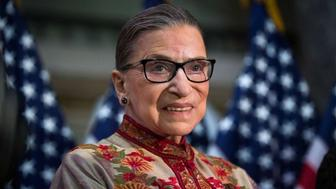 Justice Ruth Bader Ginsburg suffers 3 fractured ribs from fall (ABC News)