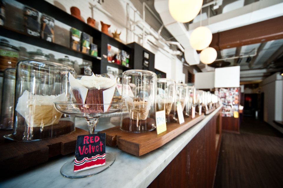 "Locals love <a href=""http://bakedandwired.com/"" target=""_blank"">Baked & Wired</a> for its homemade sweets, artisanal coffee a"