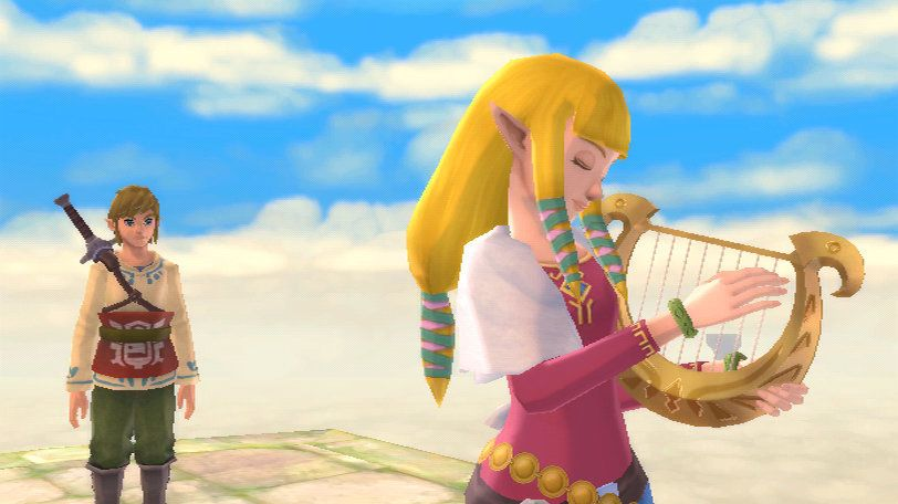 Link's quest to unite the Triforce, save Princess Zelda and slay evil Ganon has required a constantly evolving soundtracks ov