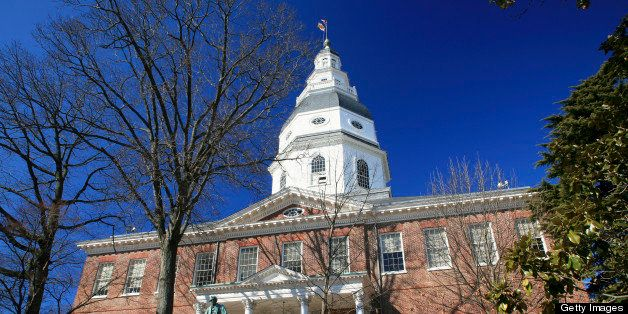 Maryland State House, State Capitol Building, Federal Building