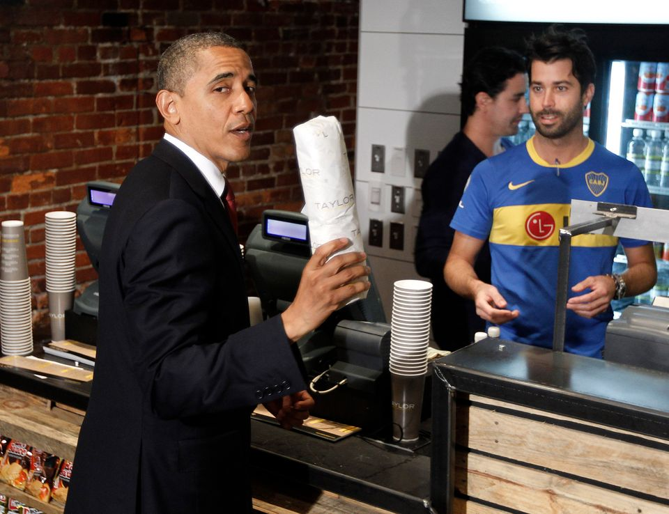 "With eight locations in the D.C.-area and the seal of approval from Barack Obama, who <a href=""http://www.huffingtonpost.com/"