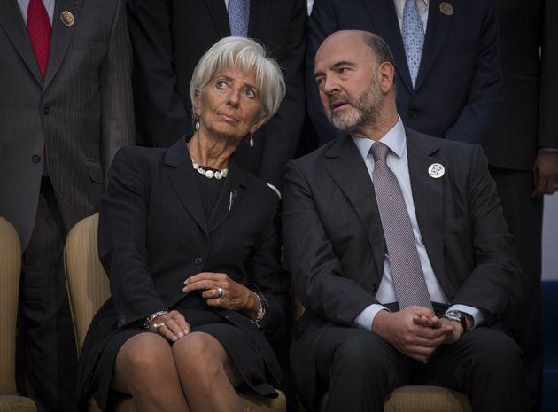 «Ασανσέρ» οι εκτιμήσεις Κομισιόν και ΔΝΤ για την ανάπτυξη της