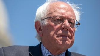 Bernie Sanders claims white voters in Florida and Georgia were 'uncomfortable' voting for black candidates