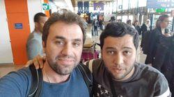 Abdou Semmar et Merouane Boudiab