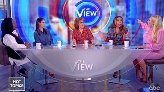 'The View' Hosts clash over Jim Acosta suspension by the White House