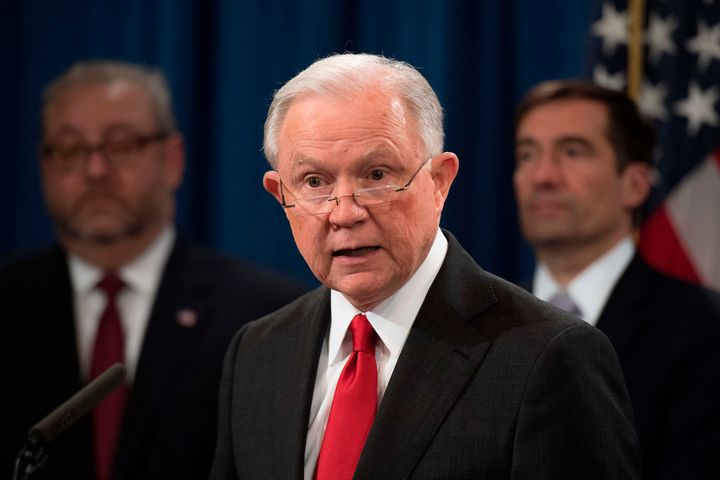 Sessions had a long career advancing a far-right political agenda that matches neatly with Trump's own policy goals,&nb