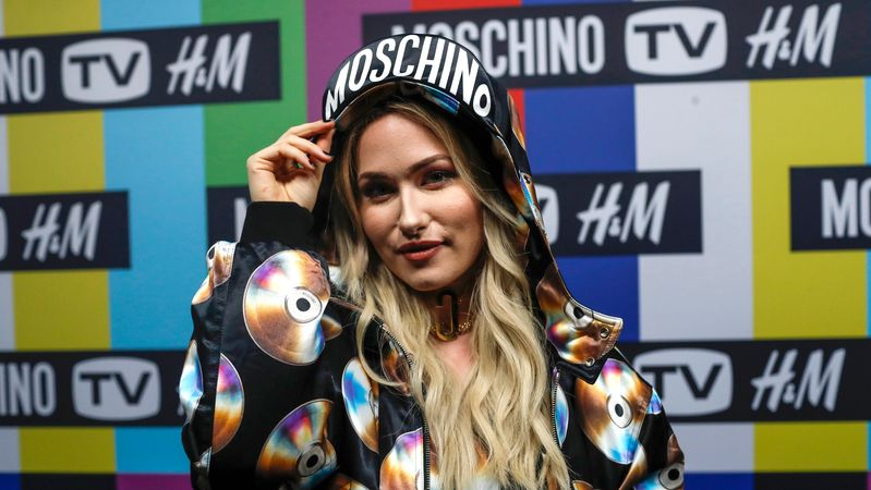 c0acd82ec5c H&M's Moschino Collab Advertises With Plus-Size Model, Doesn't Offer Plus  Sizes