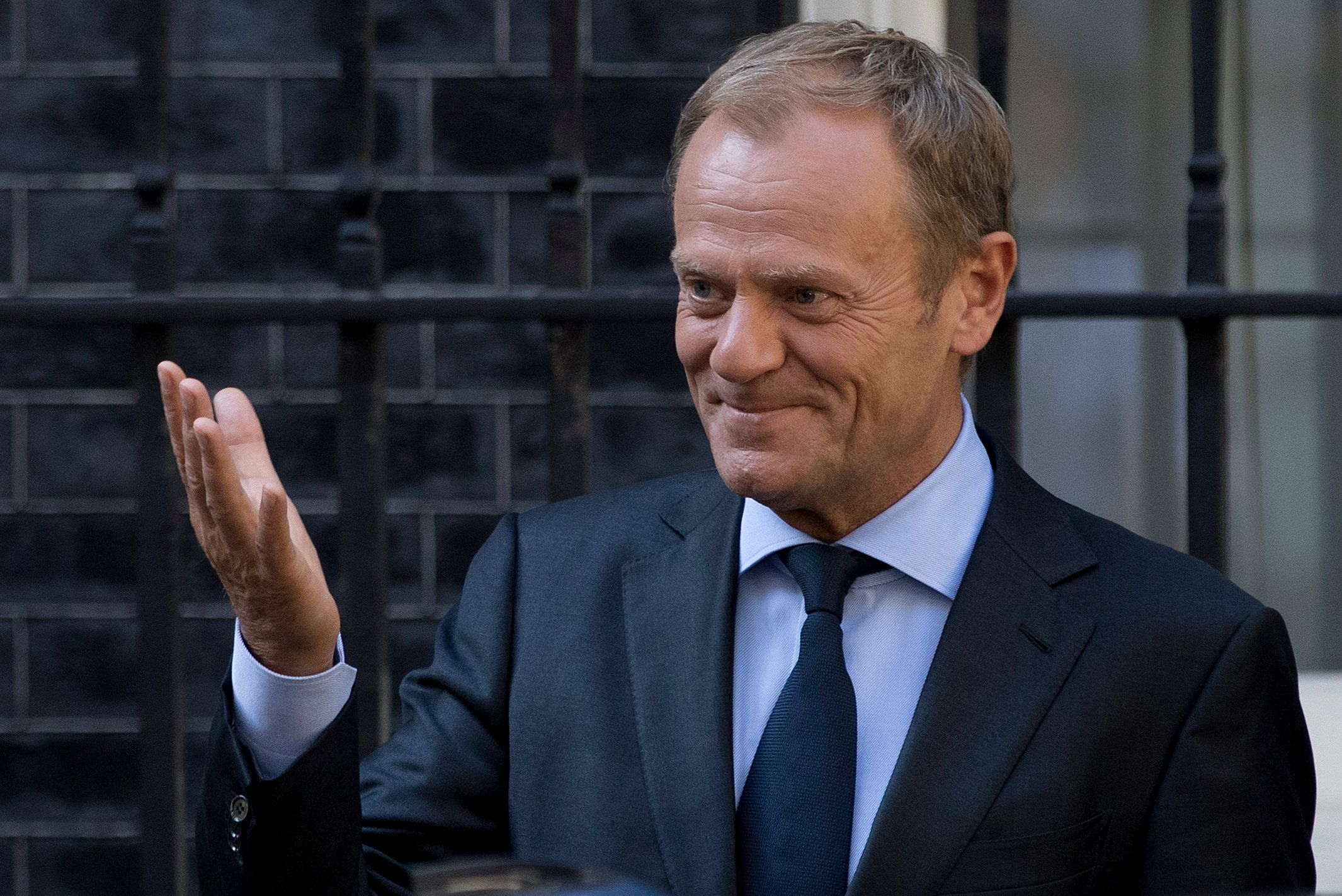 European Council President Donald Tusk has claimed a Brexit deal could be made in a week