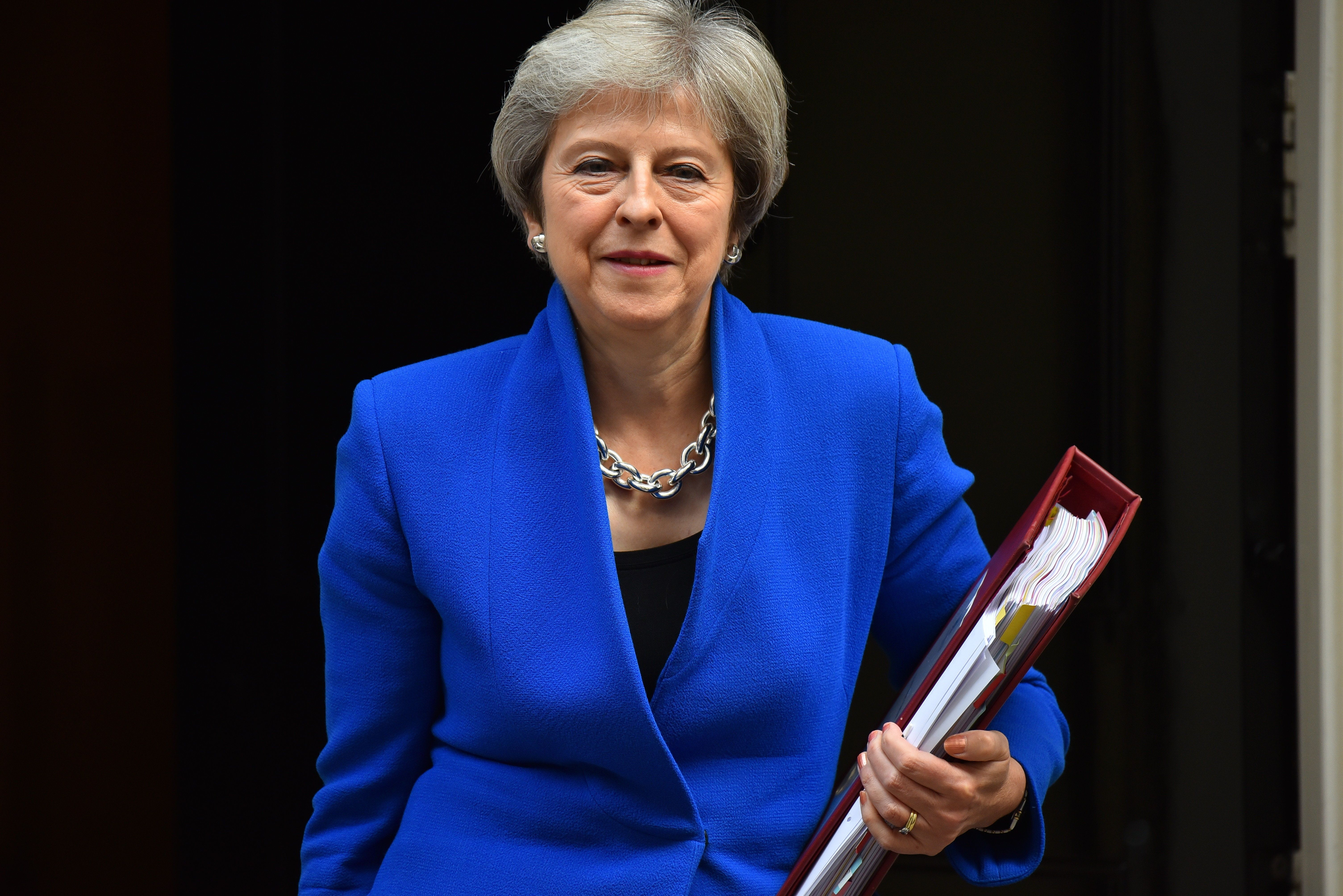 DUP say PM Brexit letter 'raises alarm bells' over union 'integrity'