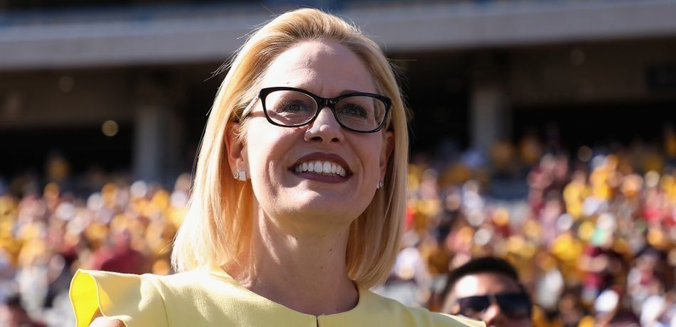 Arizona Senate Update: Kyrsten Sinema Pulls Ahead As Votes Roll In, Has Chance To Increase Lead