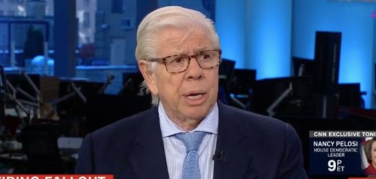 'Rage-aholic' Trump Launched A 'Coup' By Booting Sessions, Warns Carl Bernstein thumbnail