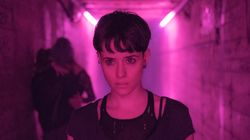 How Claire Foy Helped Shape 'The Girl In The Spider's