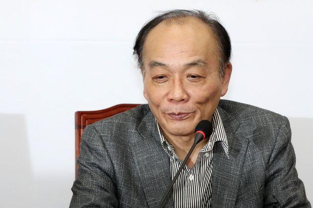 자유한국당 전원책 조강특위 위원이