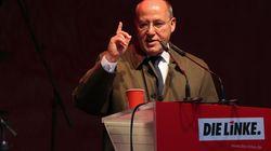 """Gregor Gysi: """"Die Ostdeutschen haben den Umgang mit Muslimen nicht"""