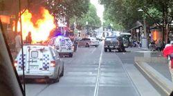 Attaque au couteau à Melbourne, le suspect