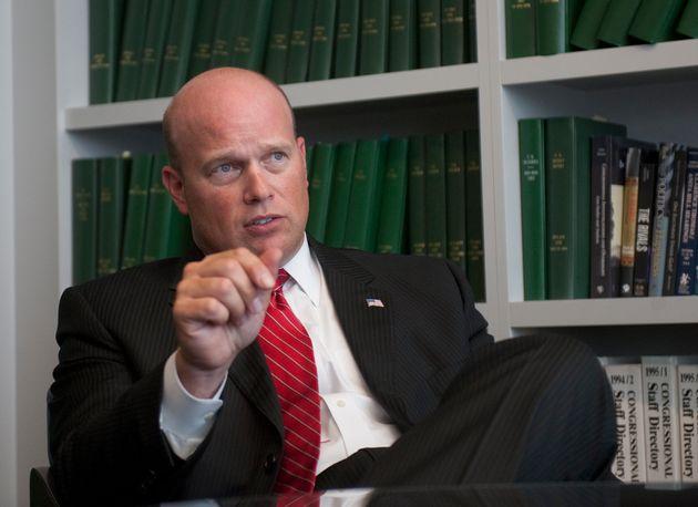 트럼프가 법무장관 직무대행에 임명한 휘태커가 했던 놀라운