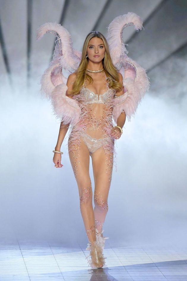 Victoria's Secret fashion show 2018: le défilé en