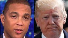 Don Lemon Lets Trump Have It On George Floyd: 'That's How Black People Feel'