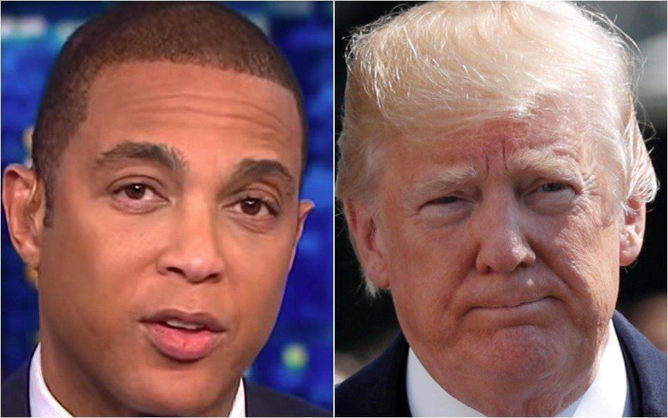 Don Lemon Asks Trump: Which Caravan Did Thousand Oaks Shooter Belong To?