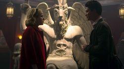 Η Εκκλησία του Σατανά μηνύει Netflix και Warner Bros εξαιτίας δαιμονικού αγάλματος στη σειρά «Sabrina»