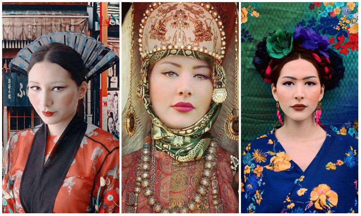 Une Marocaine se glisse dans la peau des femmes d'hier pour partager sa passion de