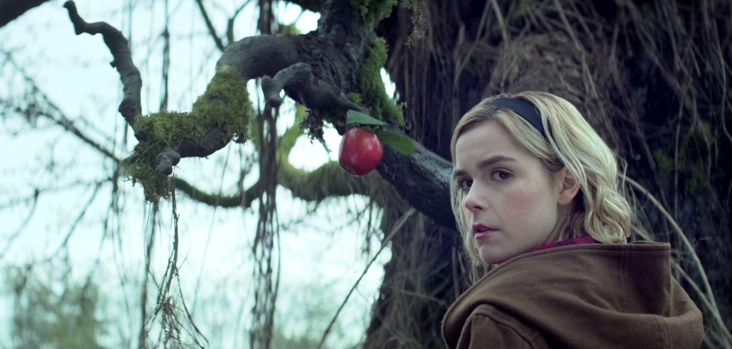 Satanic Temple Files $50m Lawsuit Over 'Chilling Adventures Of Sabrina' Baphomet