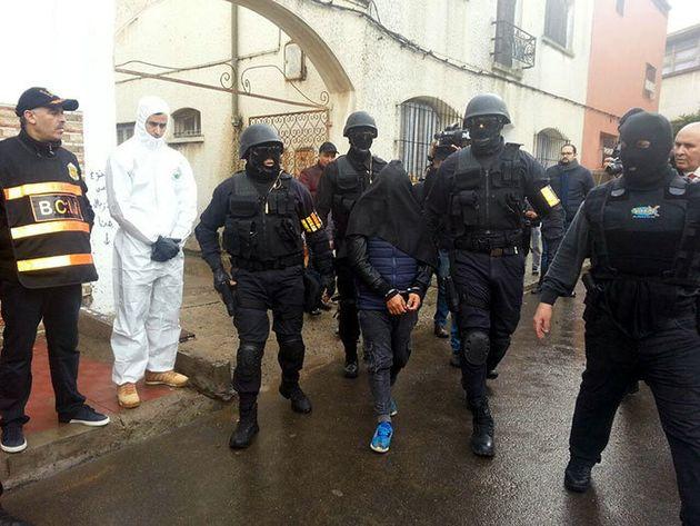 Arrestation à Inzegane et Aït Melloul de deux présumés partisans de