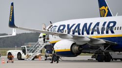 London-Bound Ryanair Plane Full Of Passengers Seized By French