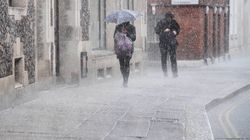 Washout Weekend Ahead With Warnings For Rain, Hail, Thunder And