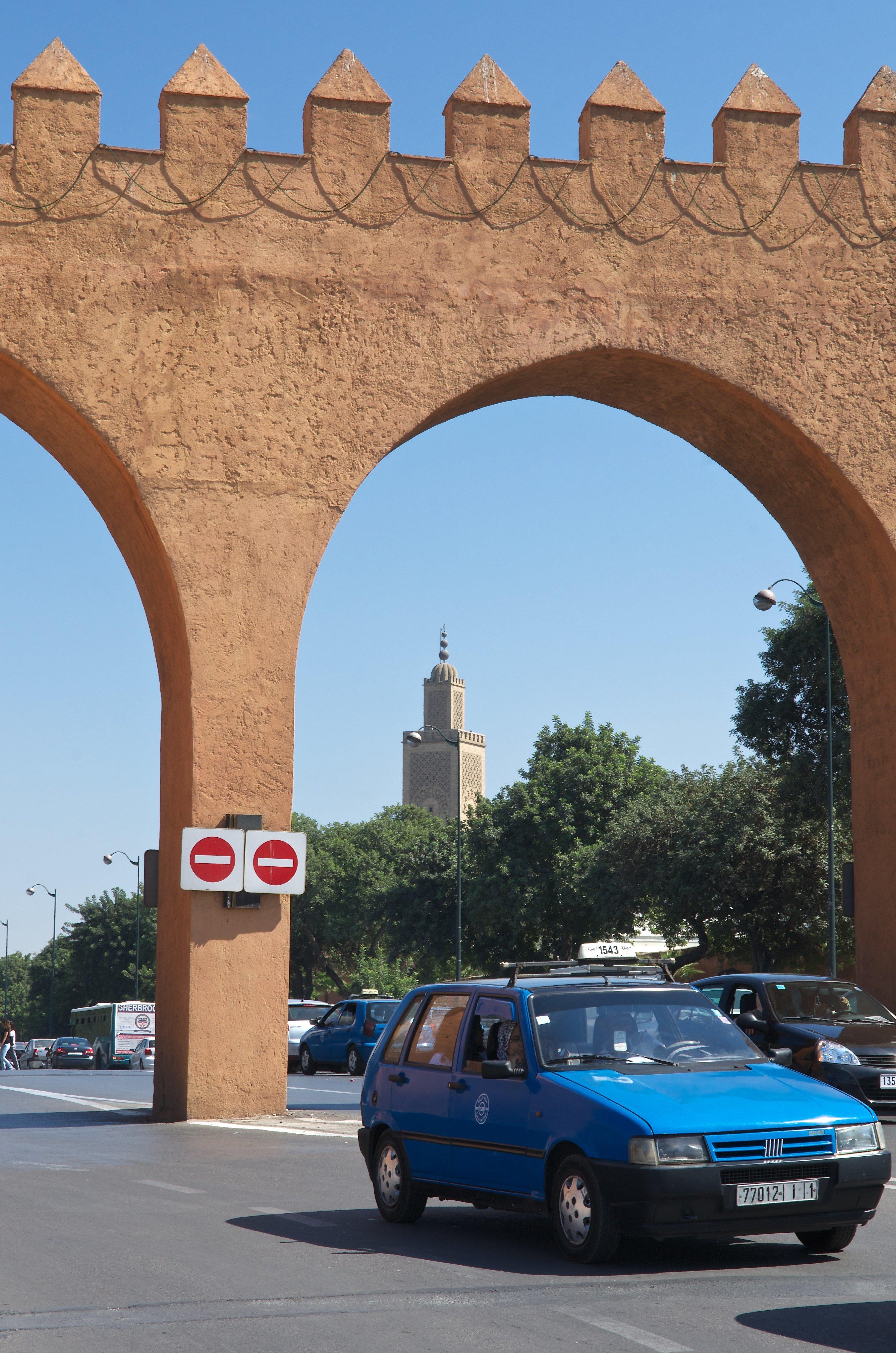 Les petits taxis de Rabat s'organisent pour revendiquer l'augmentation des