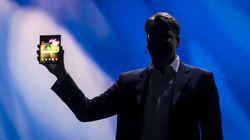 Infinity Flex, le smartphone pliable de Samsung, enfin