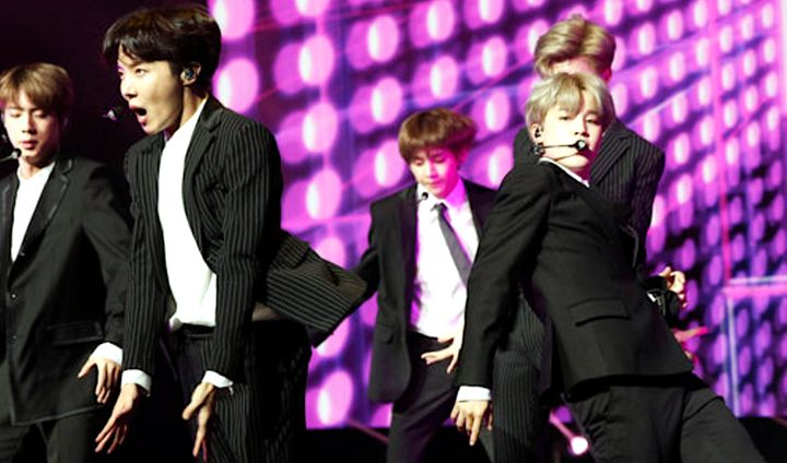 BTS has sold out U.S. arenas and topped the Billboard charts twice.