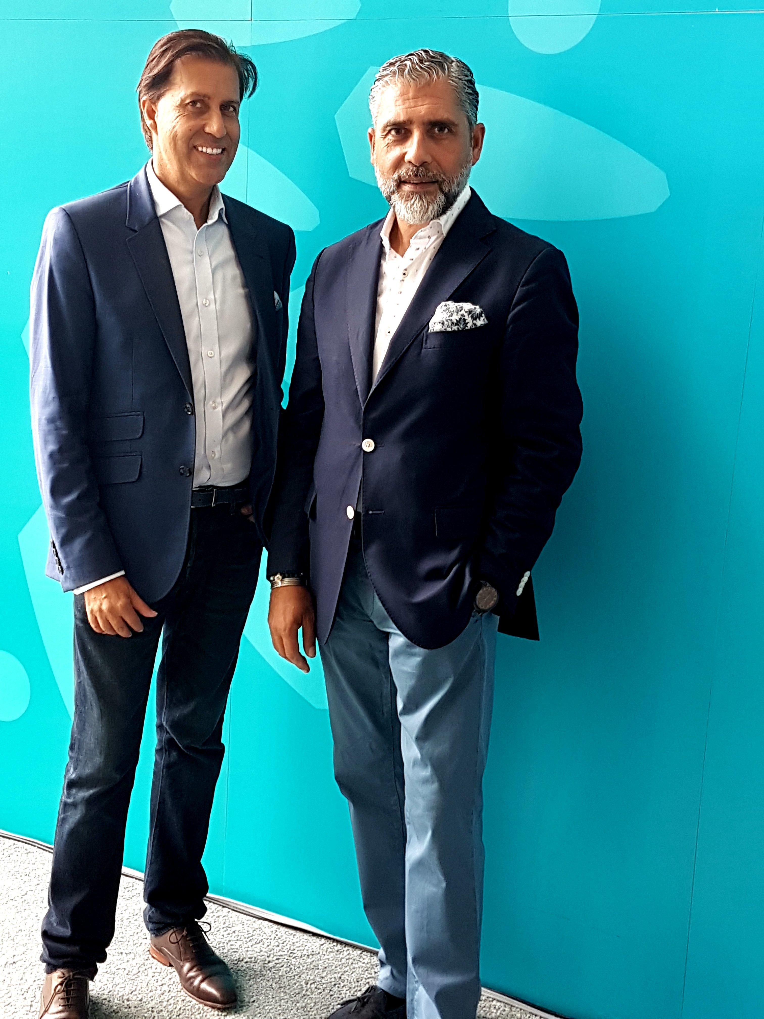 Success Story: Sunder Baharani, le Tuniso-anglais d'origine indienne, pionnier des produits Bio en Angleterre (Portrait et