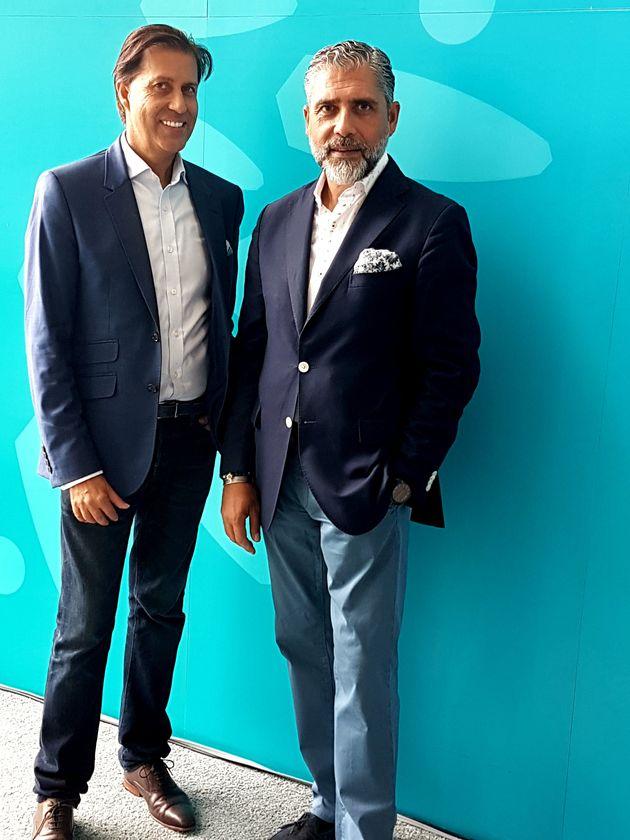 Les frères Sunder & Kumar