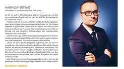 CDU-Mann schockt mit Wahlbewerbung: