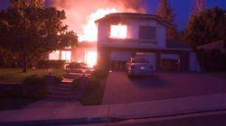 Νεκροί από τις φωτιές στην Καλιφόρνια.