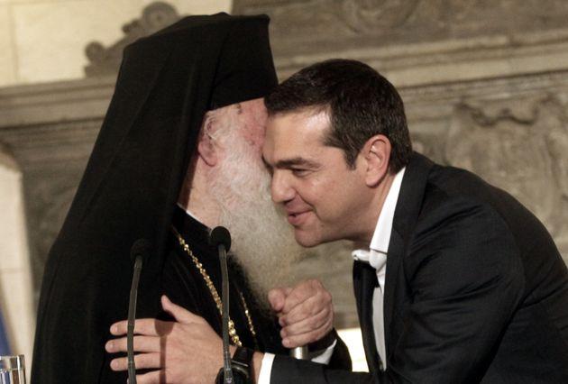 Η δυσαρέσκεια του Βαρθολομαίου για τη συμφωνία Τσίπρα-Ιερώνυμου στο επίκεντρο της συνάντησης του με τον...