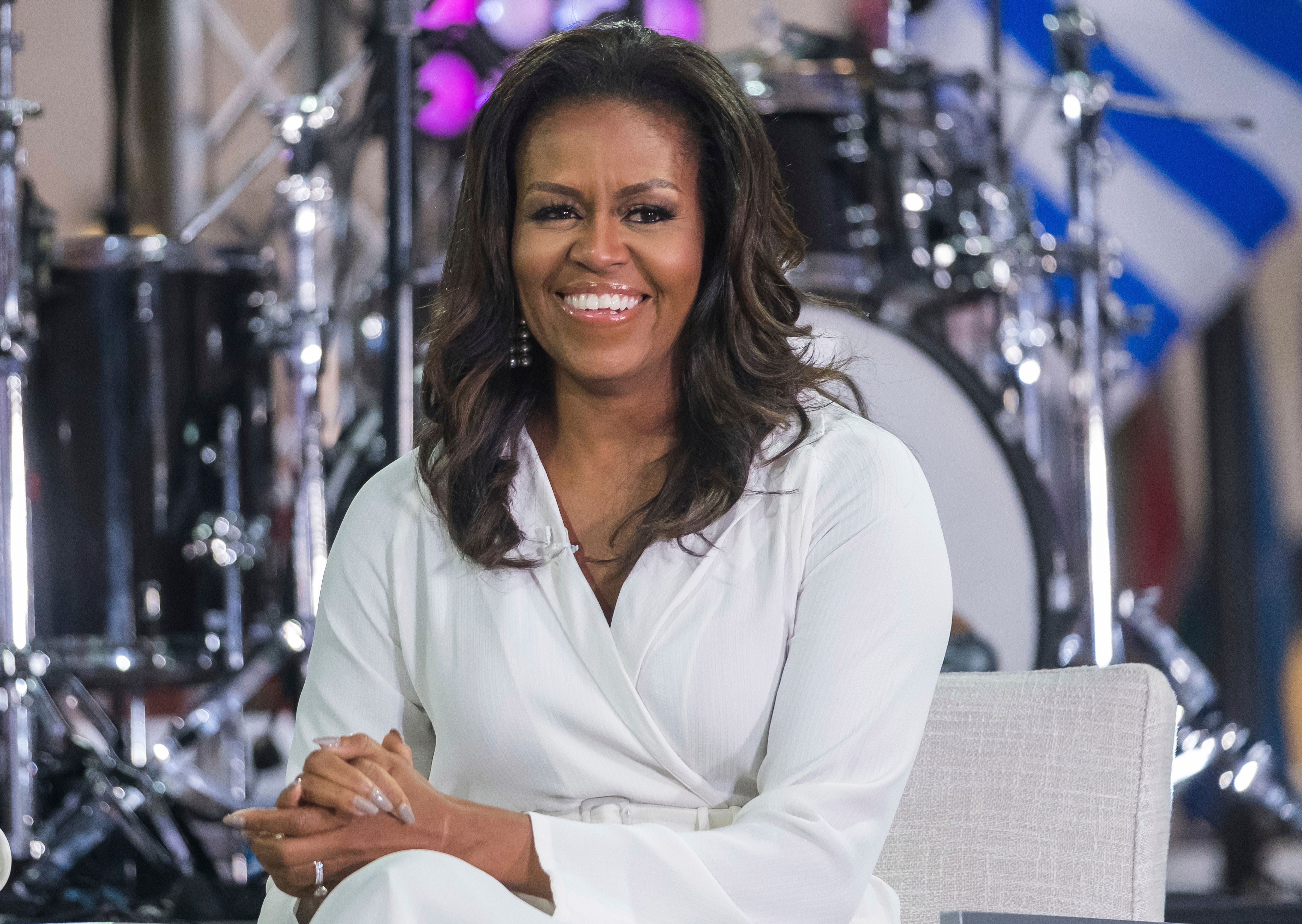Michelle Obama talked about her own infertility issues in her new book, <i>Becoming</i>.