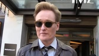"""Conan O'Brien roasts the White House for releasing their own doctored """"comedy videos."""""""