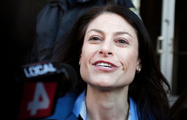 Dana Nessel was elected to be Michigan's next attorney