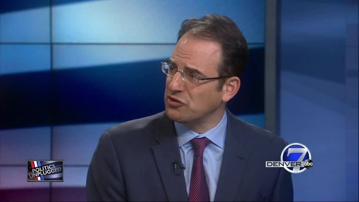 Democrat Phil Weiser won the attorney general race in Colorado.
