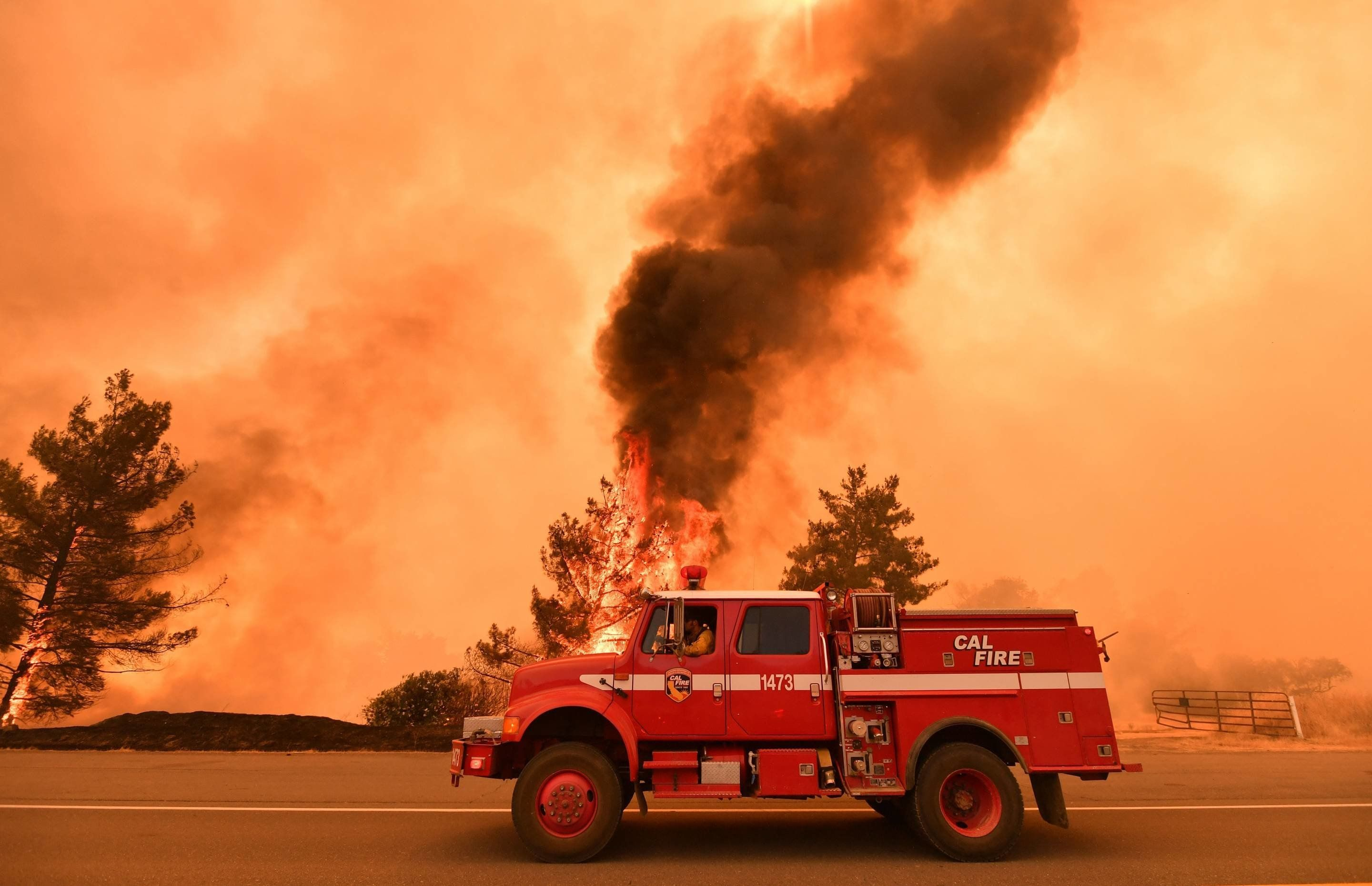 California Fires: Get the Latest 2018 Wildfire Updates From These Google Maps