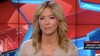 Brooke Baldwin lashes out on Trump after his attacks on black female journalists.