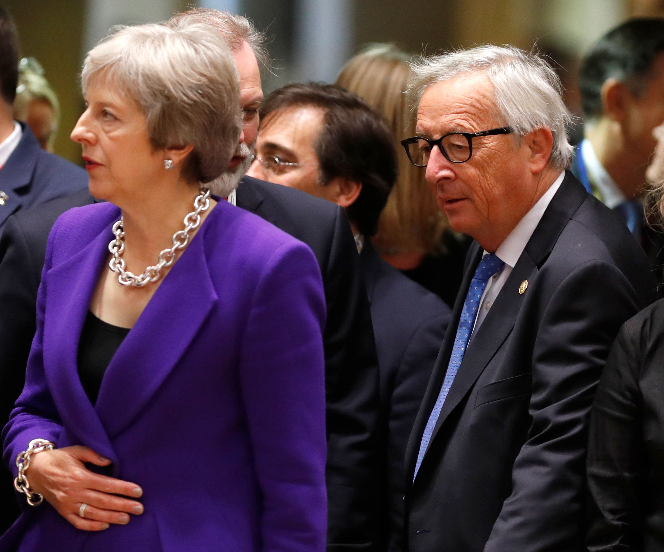 May's Brexit Deal Suffers Major Setback After EU 'Rejects' UK Arbitration