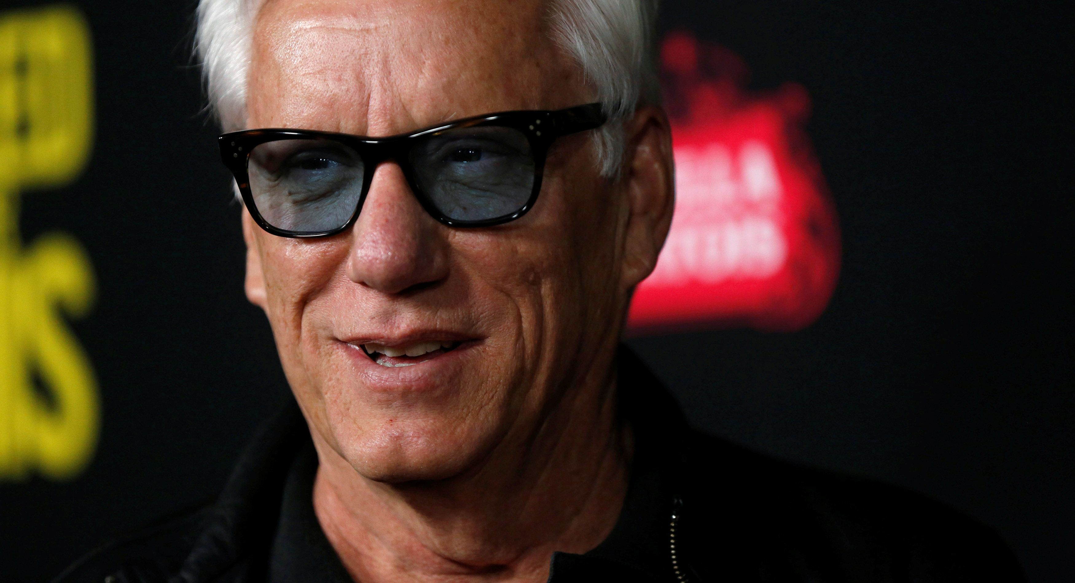 "Actor James Woods poses at the premiere of ""Bleed for This"" in Beverly Hills, California U.S., November 2, 2016. REUTERS/Mario Anzuoni"