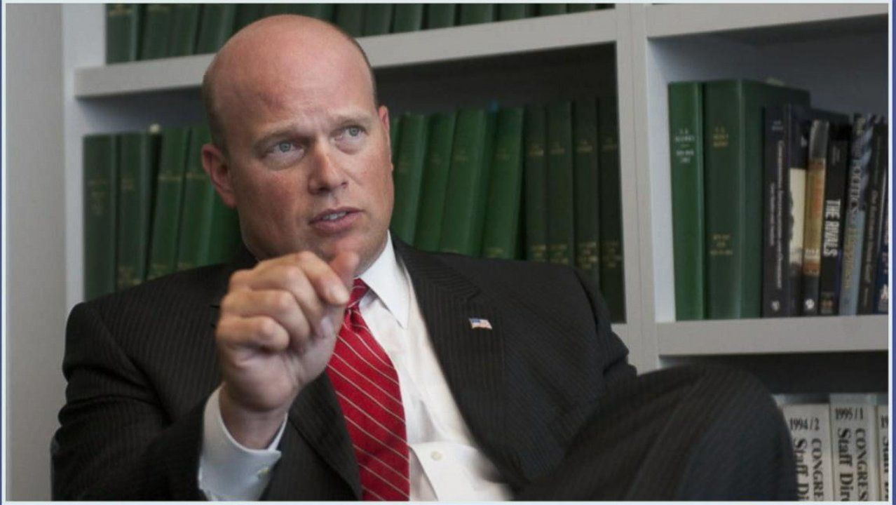 President Trump says he doesn't know Acting Attorney General Matthew Whitaker after previously saying he had, and some midterm elections are still too close to call.