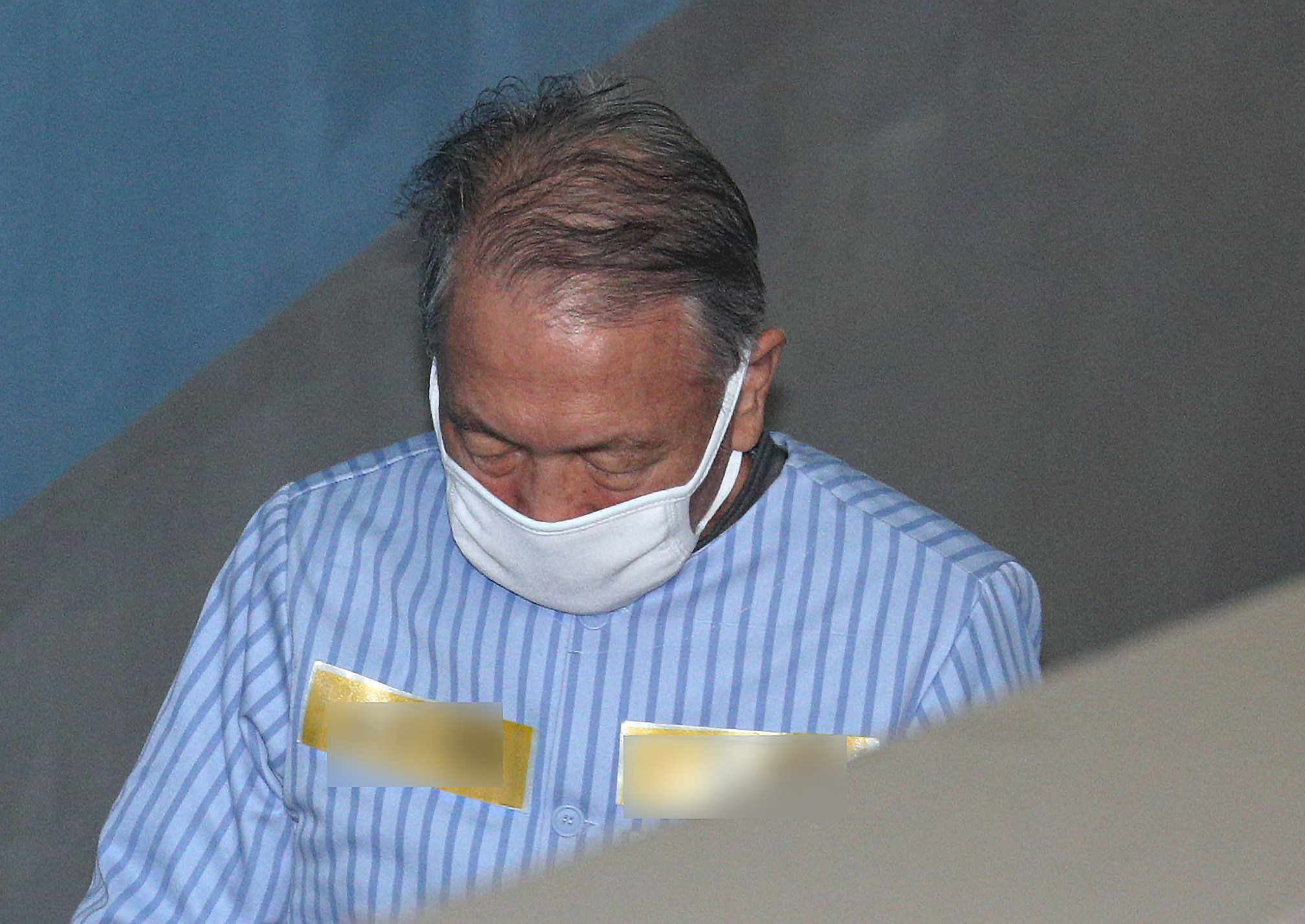 석방 60일 만에 구치소 재수감된 김기춘 前 실장