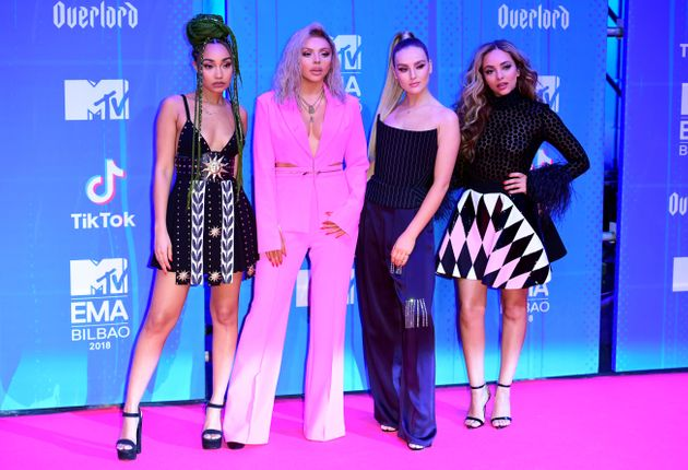Little Mix Split With Simon Cowell And Record Label Syco Just Days Ahead Of New Album 'LM5' Being